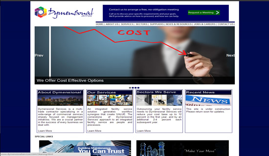 Business Services Site